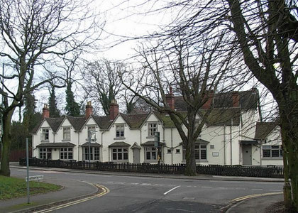 The White Swan on Harborne Road