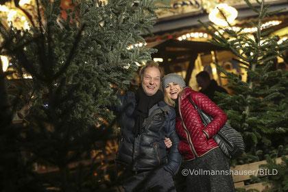 Martin Brambach und Christine Sommer
