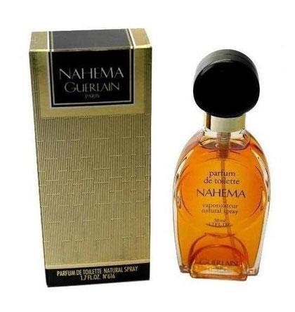 NAHEMA - VAPORISATEUR PARFUM DE TOILETTE 50 ML