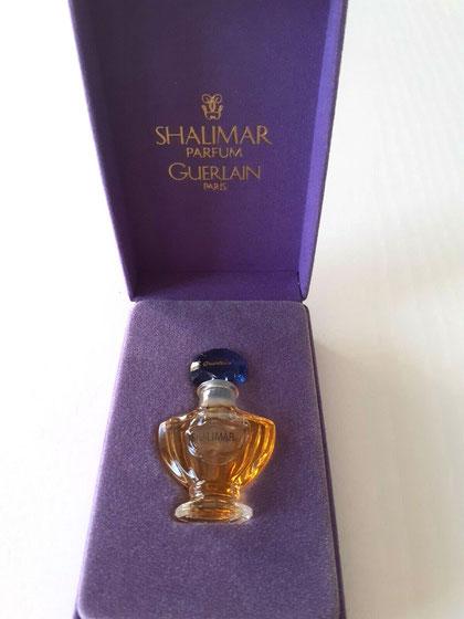SHALIMAR - PARFUM : 2ème VERSION AMPHORE AVEC PIED ETROIT