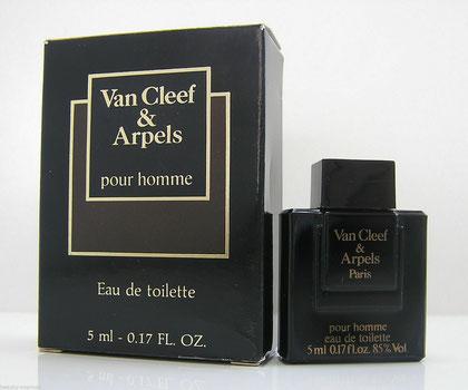 VAN CLEEF & ARPELS - POUR HOMMES, EAU DE TOILETTE 5 ML - MINIATURE IDENTIQUE A LA PHOTO PRECEDENTE