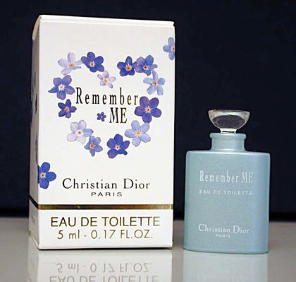 REMEMBER ME - EAU DE TOILETTE 5 ML