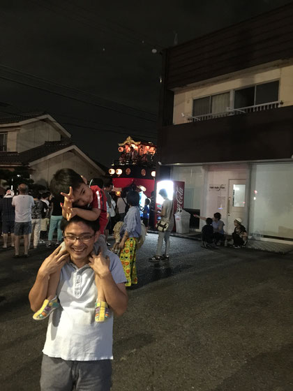 2016年8月7日 大森天王祭がありました!