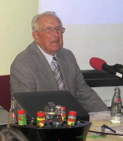 Rolf Rigo 2008 in Erfurt