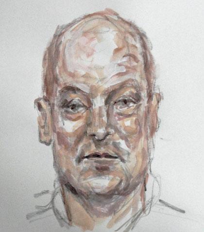 Porträt Matthias