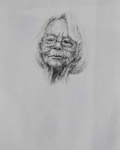 Elisabeth Gysi 82 Jahre