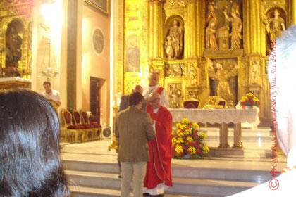 Imposición de Medala al Alcalde D. Pablo Rodriguez Sardinero