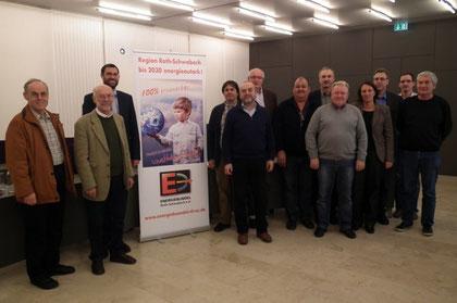 """1. Treffen der """"Energiebeauftragten"""" im Nov. 2011 in Roth"""