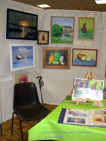 Exposition de Marseille en Beauvais en octobre 2013