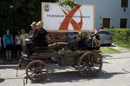 125 Jahre Feuerwehr Hohenschambach