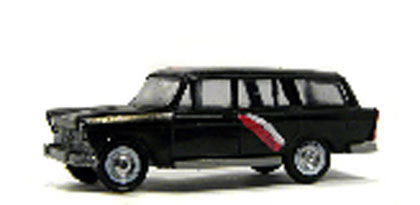 2035 Fiat 1800 familiar taxi Bilbao