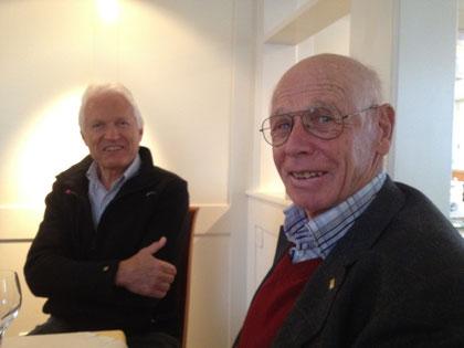 Hanspeter Streule, Karl Frehsner