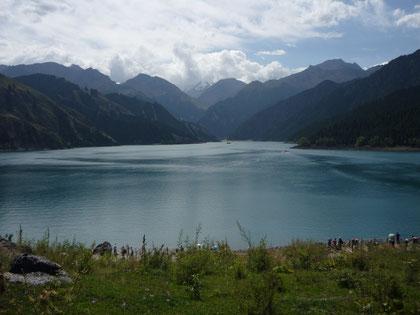 Tian Shi - The Heavenly Lake