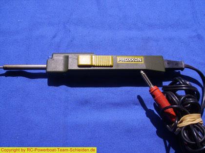 12 Volt Löter von Proxxon
