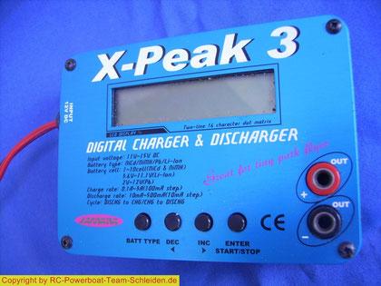 X Peak 3 Lader von Jamara