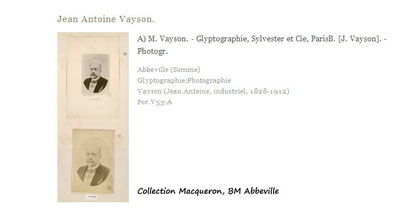 Jean Antoine Vayson