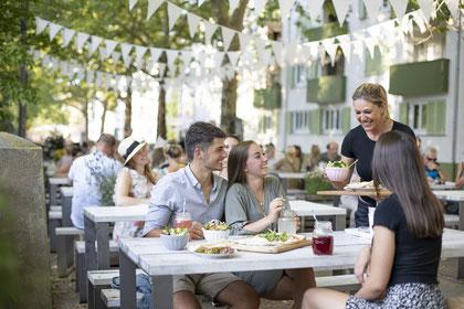 Kulinarische City Challenge
