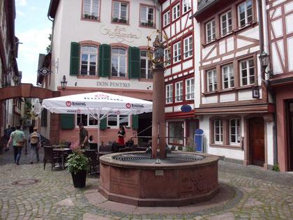 Stadtrallye in Mainz