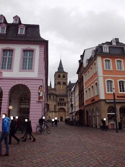 Trier , Domblick