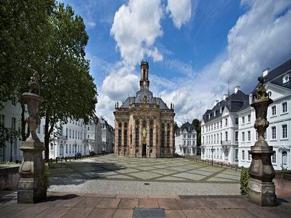 Saarbrücken Barock