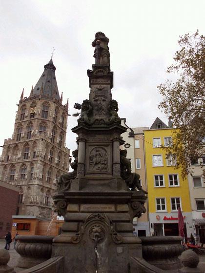 Altstadt Köln Stadtrallye