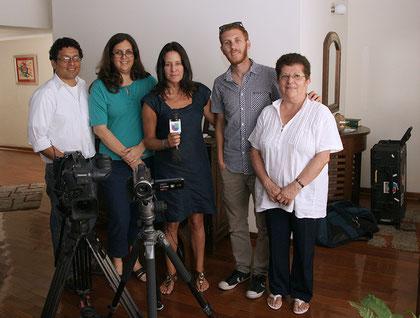 Tejiendo Perú en Univisión