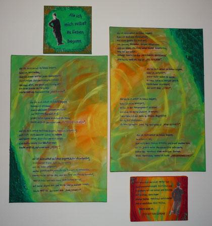 """Copyright 2011 by Thomas Lindt """"Als ich mich selbst zu lieben begann"""""""