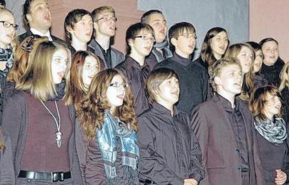Kammerchor - Weihnachtskonzert  2011