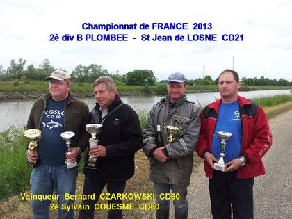 bravo BERNARD SYLVAIN et les participants