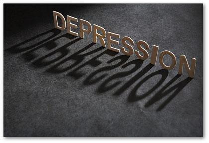 Depresión. Psicólogos Coruña.