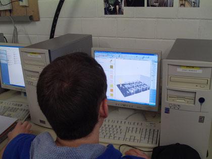 Lichttechnikberechnung mit dem Programm Dialux