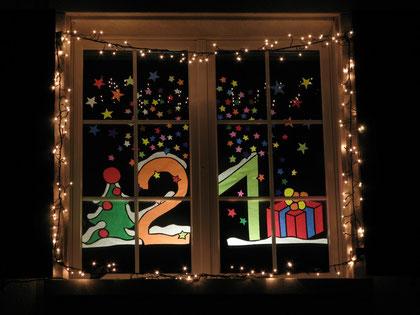Adventsfenster abgesagt