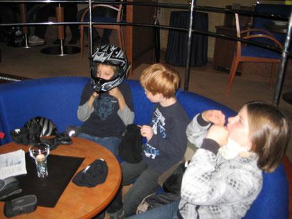Kartfahren in Bispingen 2010