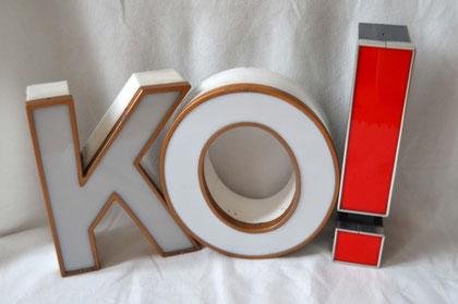 KO! von kartique (verkauft)