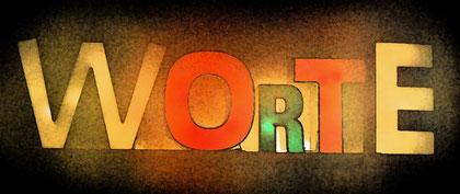 Worte von kartique (unverkäuflich)