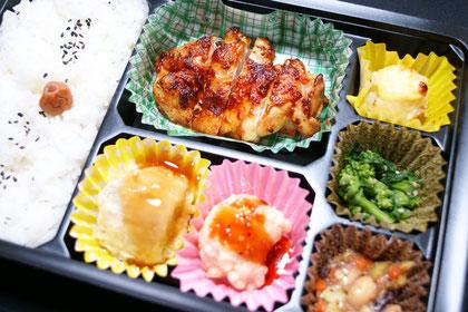ロケ弁当 味噌漬けチキン