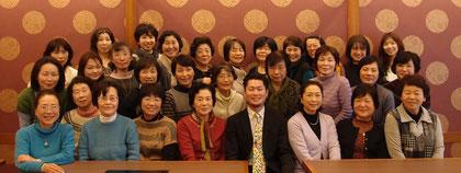 新年会 (木曽路にて)  2013年1月17日(木)