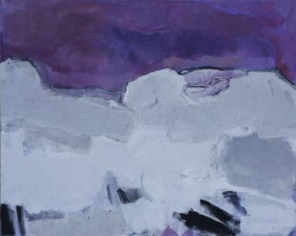 Eislandschaft  160 x 120
