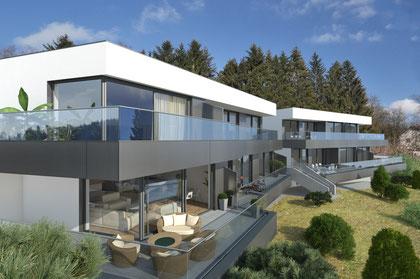 """Hier mehr Infos zum Wohnprojekt """"Himmelreich"""" in Graz-Mariatrost"""