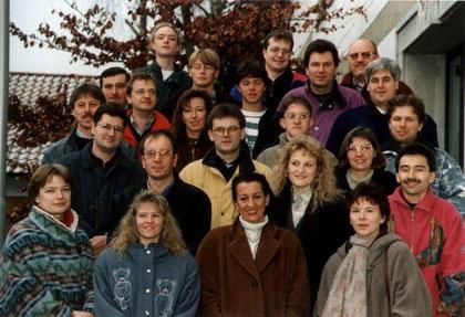 Die Kandidaten zur Kommunalwahl 1996