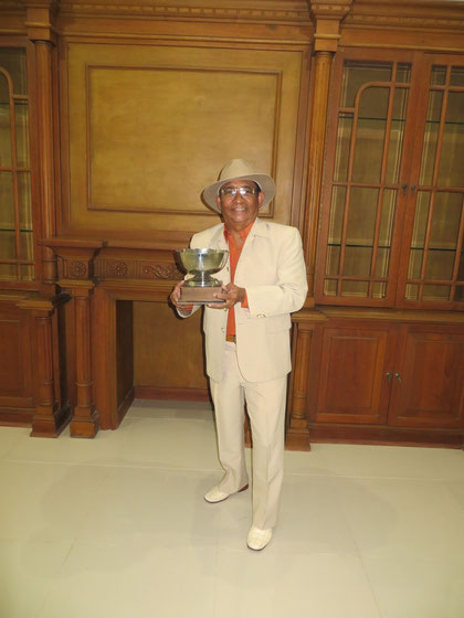 Armando Hernandez Rey De La Música Tropical Agosto 2014
