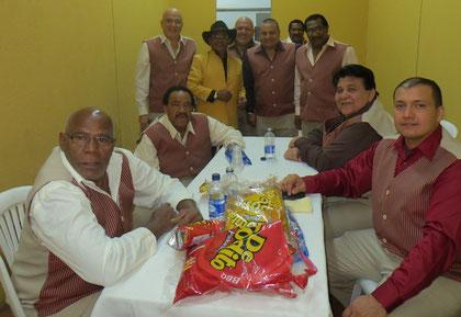 Con los Blanco de Venezuela