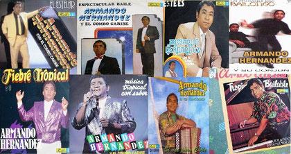 Armando Hernández Discografía
