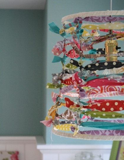 craft ideas beautiful light shade