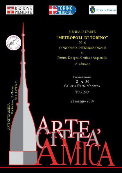 Biennale d'Arte - Metropoli di Torino - Torino - 2016