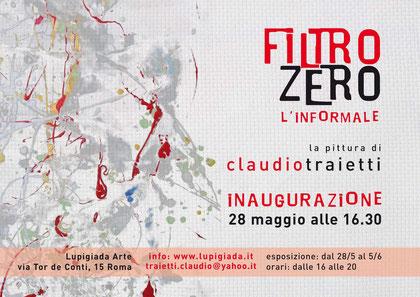 mostra personale Roma - 2011