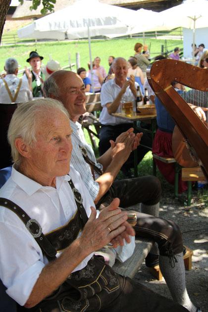 Musikantentreffen in Stübing