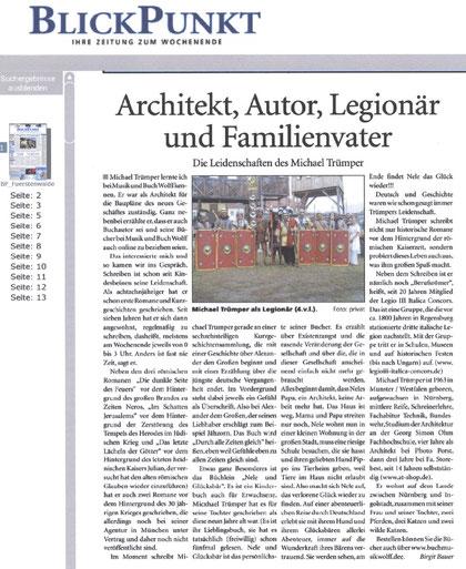 Artikel im Blickpunkt Juni 2010