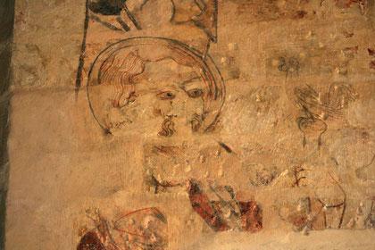 Saint Christophe et son coq