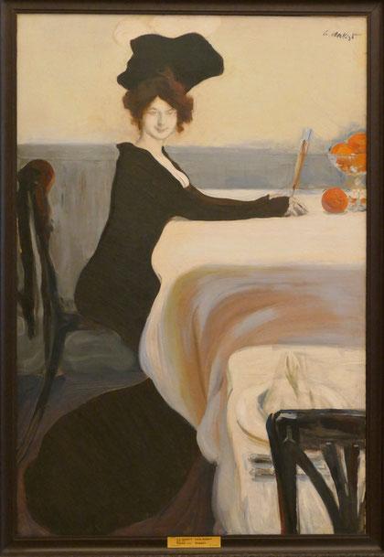 Léon Bakst (1866-1924) : souper
